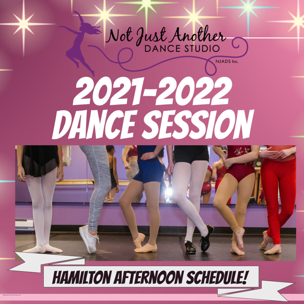 Hamilton Afternoon Schedule Link